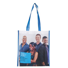 China Personalized Large PP Shopping Bag , Heavy Duty Polypropylene Gift Bags supplier