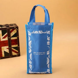 China Miniature Wine Non Woven Fabric Bags With Different Pictures Water Resistant supplier