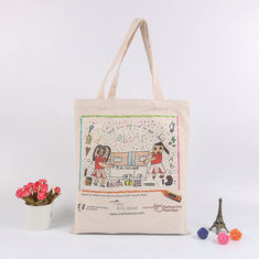 China Organic Cotton Tote Bags supplier
