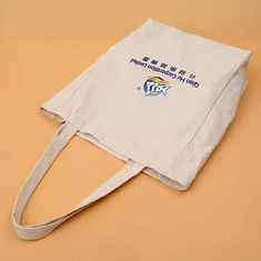 China Beautiful Reusable Blank Canvas Tote Bags Bulk  For Ladies Customized Size supplier