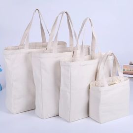 China Silk Screen Promotional Giveaway Bags , Beautiful Navy Gift Bags Bulk supplier