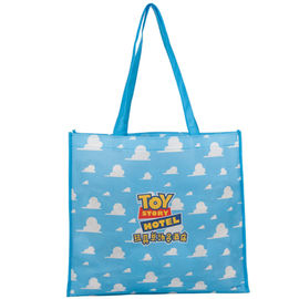 China Personalized Polypropylene Tote Bags With White Clouds On The Surface factory