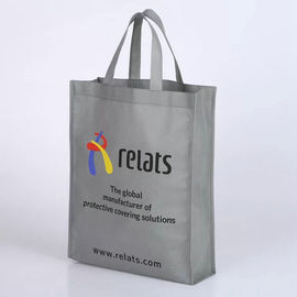 Eco Friendly Non Woven Fabric Bags With Printed Company Logo Customized Size