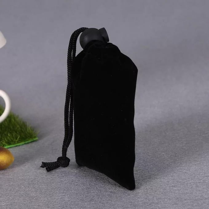 Waterproof Gift Cotton Canvas Drawstring Bag For Outdoor Washable Hot Stamping