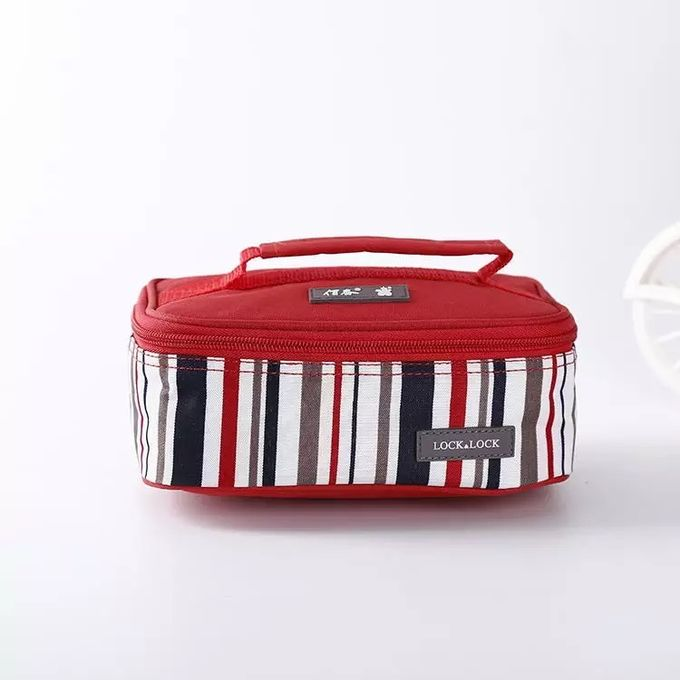 Promotional Oxford Insulated Cooler Bags For Lunch Delivery One Strap